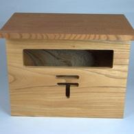 木製ポスト